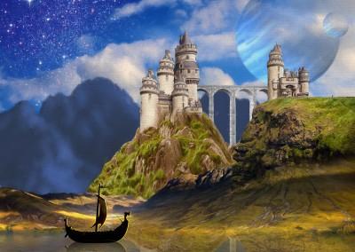 Viking planet