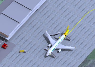 3D Airport