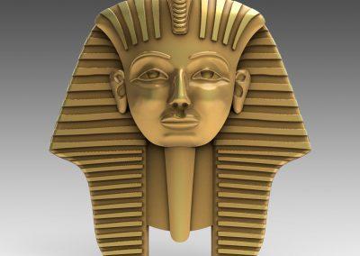 3D King Tut